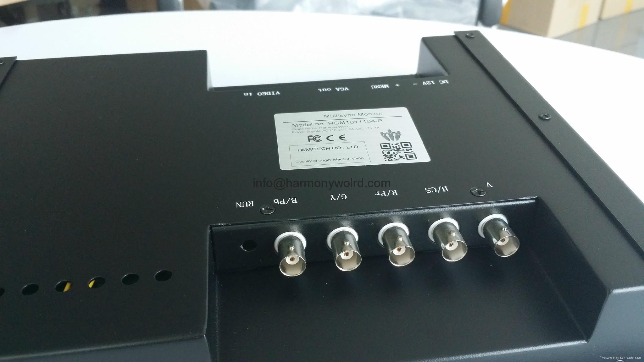 Upgrade Monitor Siemens Sinumerik SM-1200 805 (SM-1200) 12 inch CRT To LCDs   6
