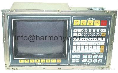 Upgrade Monitor For Okuma C12C-2455001 12 inch CRT to LCDs Okuma OSP5000 3