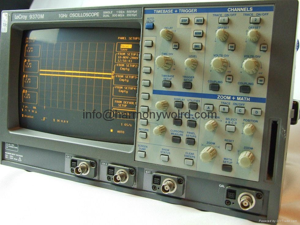 Replacement monitor for Lecroy Oscilloscope 9370M 9310A 9410 9361C 9400A 9350AM  3