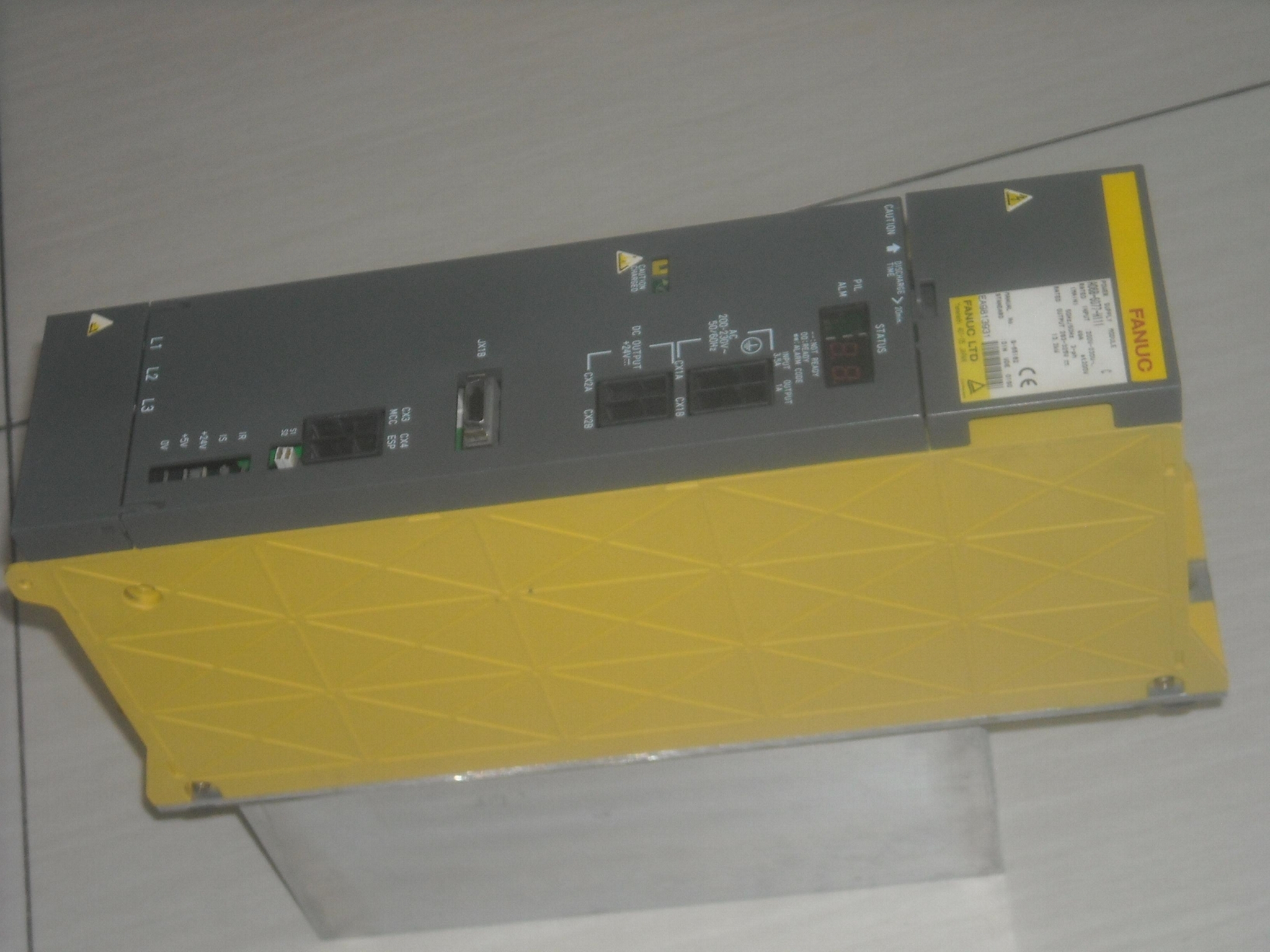 Fanuc Power Supply Module A06b-6063-h206 A06B-6077-H002 H111 H115