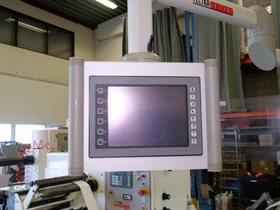 Monitor Touch-screen for ABG Digicon ABG Omega 33 Vectra GTR 330/410 Rewinder 3