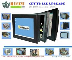 LCD monitor for Aciera F5/F35 F450/F550 APM milling machine w/siemens Fanuc CNC