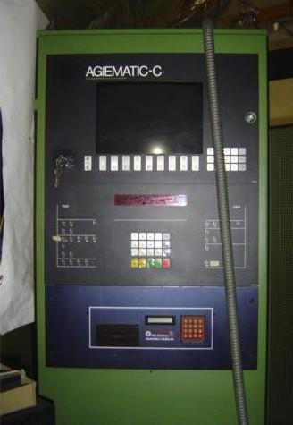 LCD monitor for Agie CNC EDM 150HSS/250HSS/350HSS Agiematic AGIECUT Agietron Mon 10
