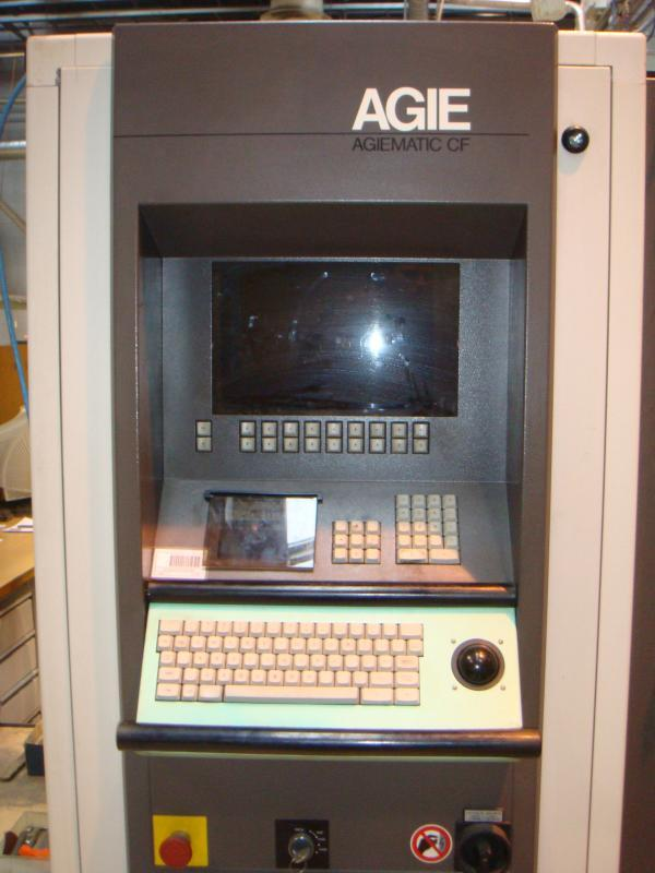 LCD monitor for Agie CNC EDM 150HSS/250HSS/350HSS Agiematic AGIECUT Agietron Mon 12