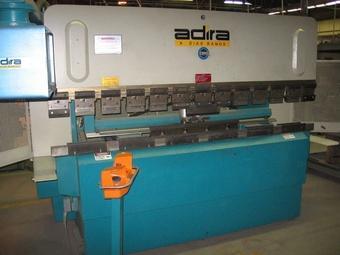 Replacement LCD monitor for ADIRA CNC Press break Hurco Autobend 7 cybelec-dnc80 6