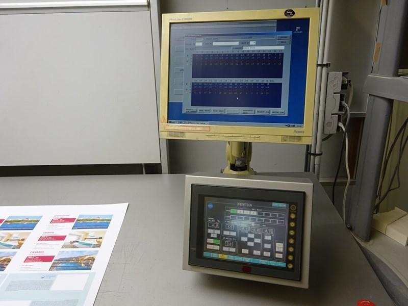 LCD screen for Akiyama Offset Printing Machine Akiyama Extreme Akiyama JPrint 7
