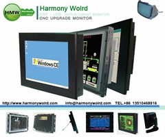 "15"" LCD Screen Monitor for Atrump CNC machine with Centroid T400i Control"