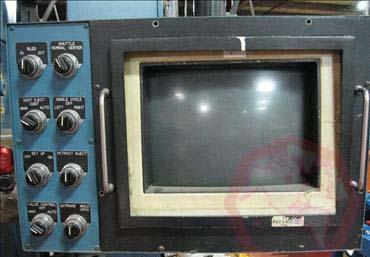 LCD Monitor for Autojector Injection Molding Machine EV-30 HCR-90/130/200/250 WD 7