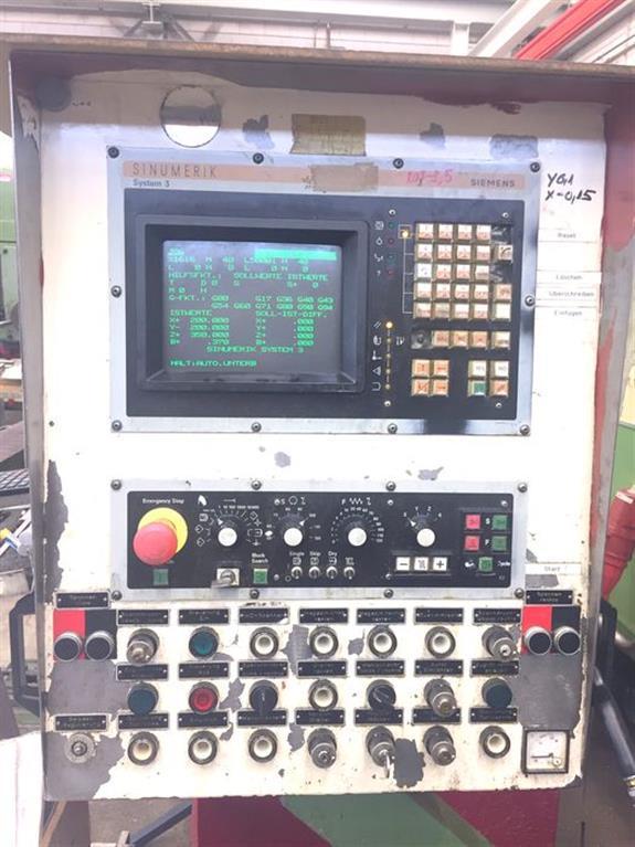 TFT Replacement Monitor for AXA VSC/VHC/DEB/DBZ/PFZ Machining Center  9
