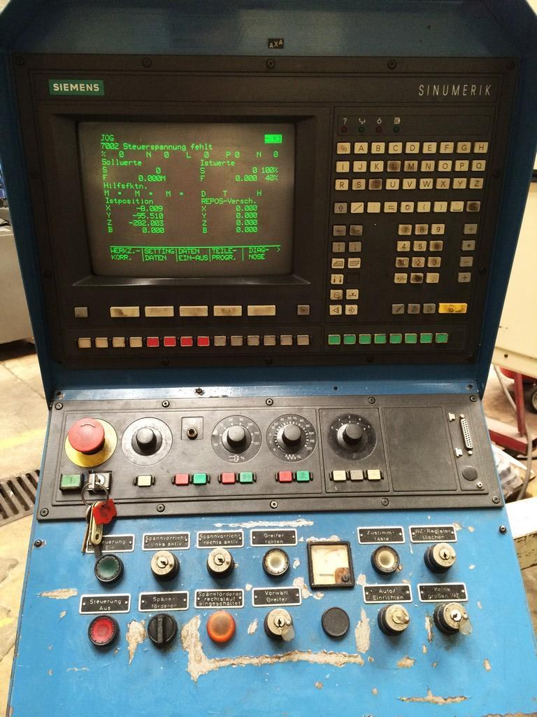 TFT Replacement Monitor for AXA VSC/VHC/DEB/DBZ/PFZ Machining Center  12