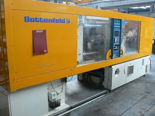 Replacement Monitor for Battenfeld Injection Moulding Machines BA 100/150/450  6