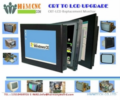 TFT Replacement Monitor for Baltec PWS 610 CNC, CNC Turret Punch Press