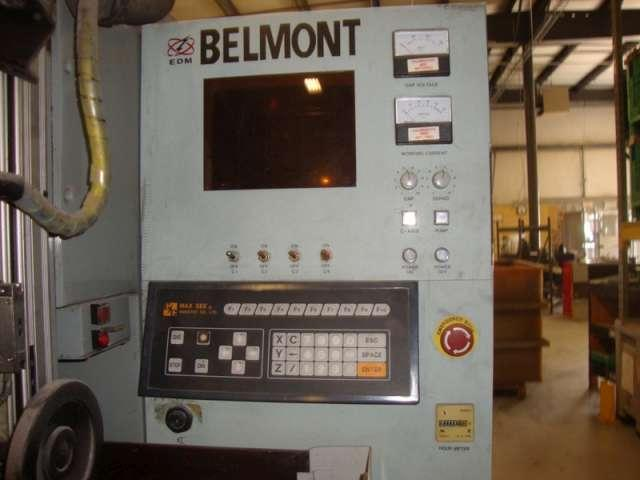 Replacement Monitor for Belmont Astec CDH-3A Maxicut CNC EDM Drill & Sinker 6