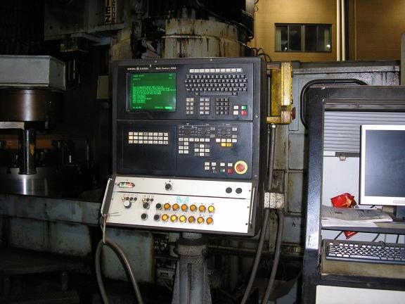 Replacement Monitor for BERTHIEZ CNC Lathes CNC borer TDM/TEM/TFM/TVM/BM/BMF/  T 12