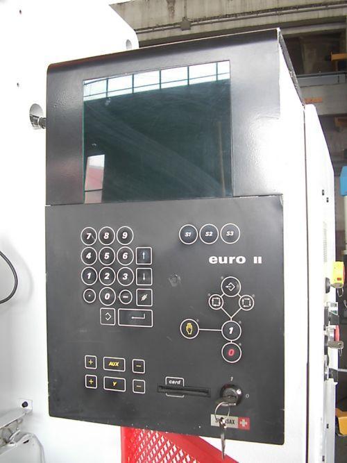Replacement Monitor for BEYELER CNC press brake w/CNC Cybelec Control 8