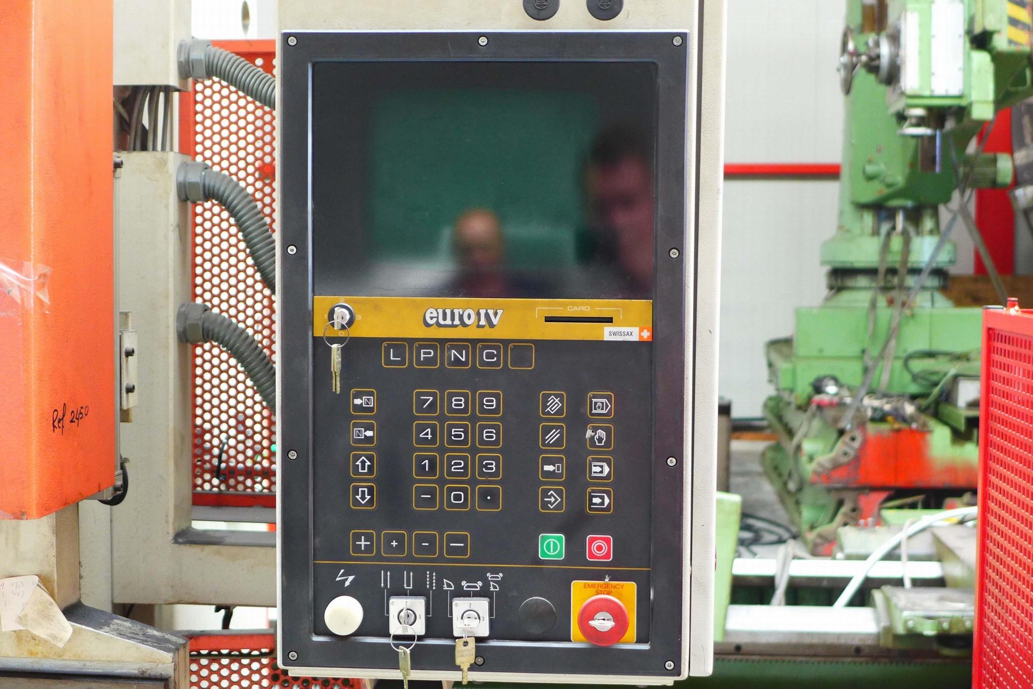 Replacement Monitor for BEYELER CNC press brake w/CNC Cybelec Control 10