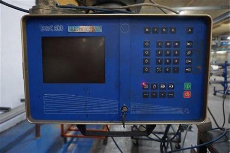 Replacement Monitor for BEYELER CNC press brake w/CNC Cybelec Control 17