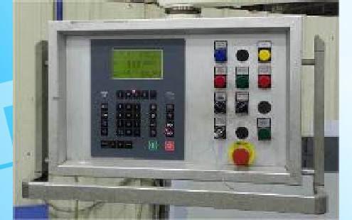 Replacement Monitor for BEYELER CNC press brake w/CNC Cybelec Control 18