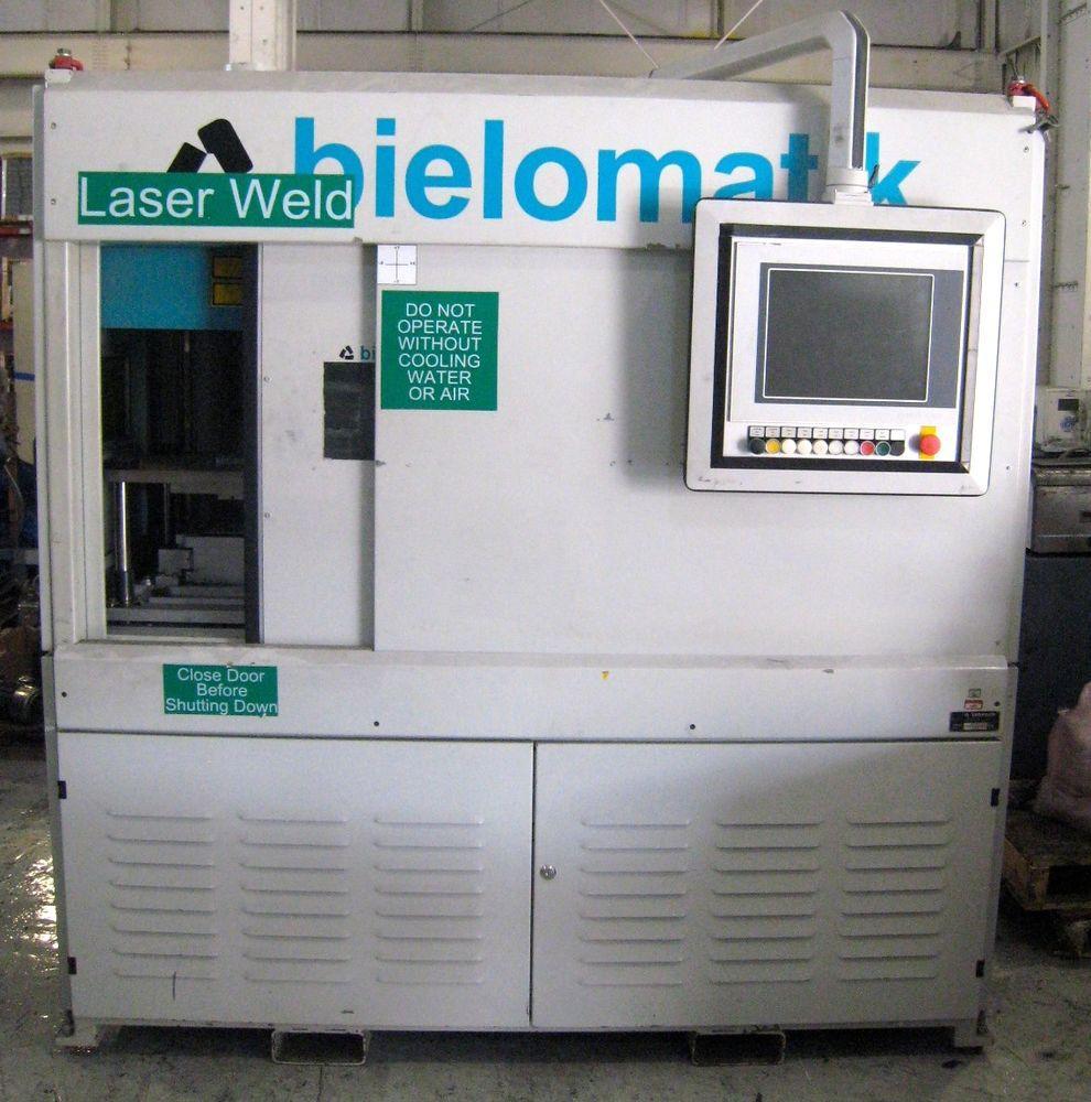 LCD Screen For Bielomatik Laser Welder Binding System Wrappper 6