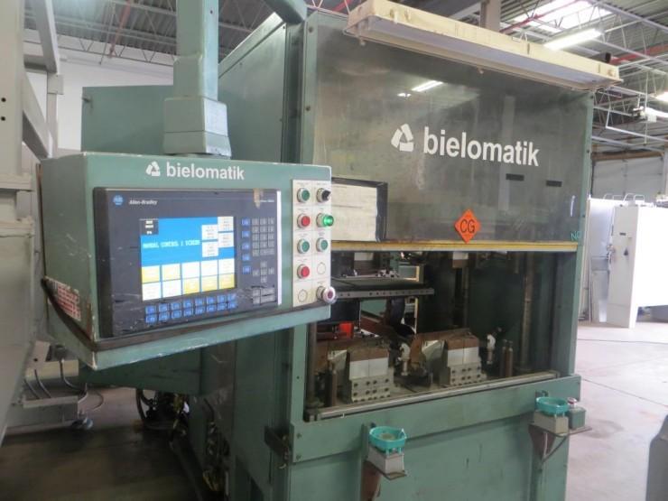LCD Screen For Bielomatik Laser Welder Binding System Wrappper 8