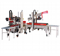 Automatic I-shaped sealing machine