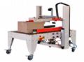 Automatic corner sealing machine