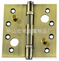 Brass Security Hinge 15PH