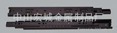 3045-01 三節全展抽屜滾珠滑導軌系列