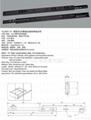 2027-01 Slide-assembled slide,3/4 Extension