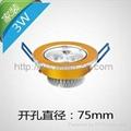 3W LED 天花燈 5