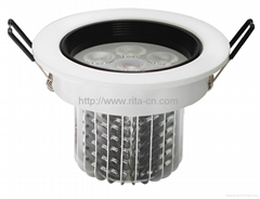 7W LED WHITE Ceiling light