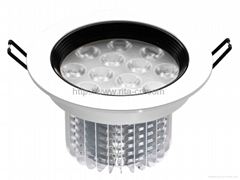12W LED   白色天花燈