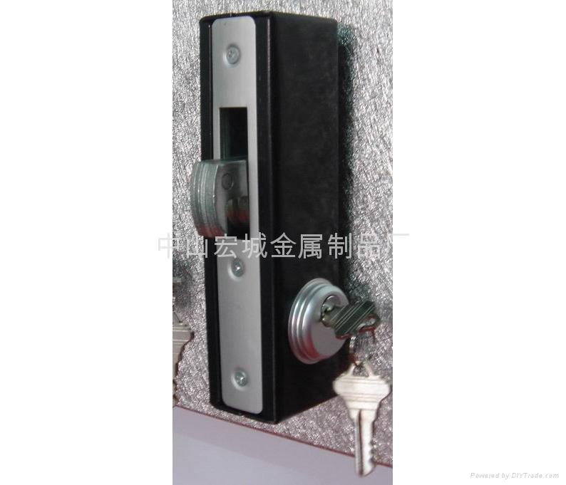 Hook Bolt Mortice Lock(with cover)