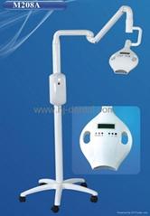 Teeth whitening machines