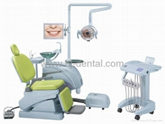 dental chair with spare part