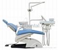 dental left-handed version unit