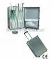 Portable mobile bag Dental Unit