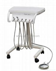Unità odontoiatriche mobili