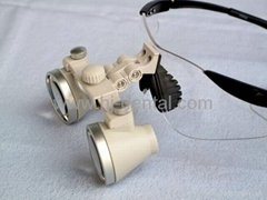 dental binocular loupe