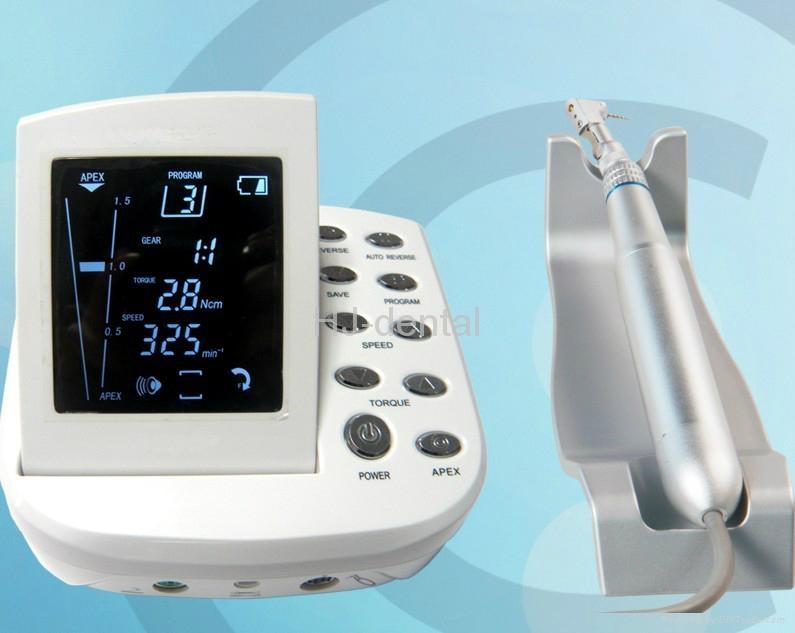Dental Endo Motors with apex locator