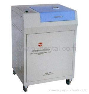 DENTAL MELT-CASTING MACHINE