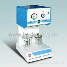 dental lab furnitures Vacuum mixers