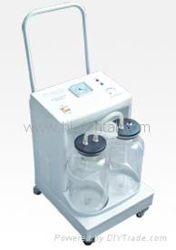 portable dental suction unit