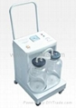 portable dental suction unit
