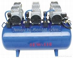 Dental Compressor units