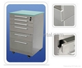 Mobile Instrument Dental Cabinets