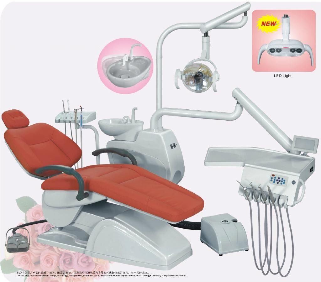 electrically dental chair Units