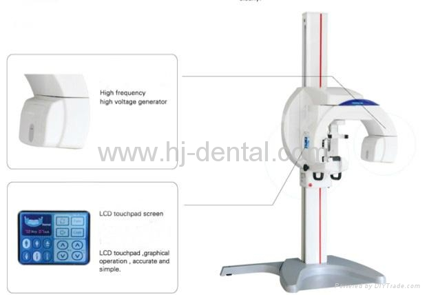 Dental Radiography Digital Panoramic X-ray machine With/Without Cephalometric  1