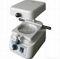 dental vacuum former unit machine