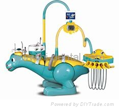 Pediatric dental unit children dental chairs